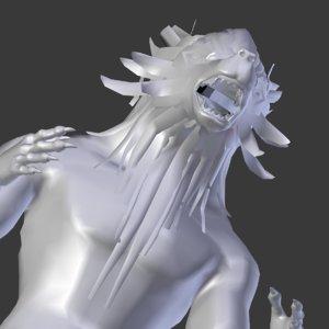 3ds fenrir wolf
