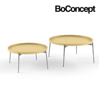 3d boconcept vera coffee model