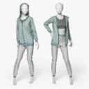 bodysuit 3D models