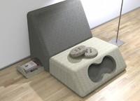sofa seat 3dm