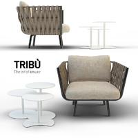 tosca club chair drops 3d max