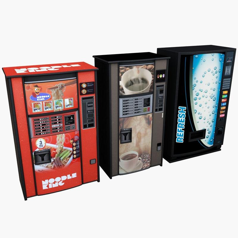 max vending machines