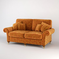 3d model duresta belvedere sofa