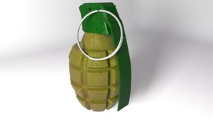 3d granade