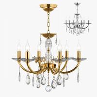 3d model of chandelier stregaro osgona