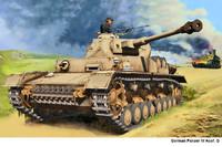 3d max panzer pz iv ausf