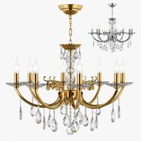 chandelier stregaro osgona max