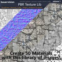 BauerVision PBR Texture Lib