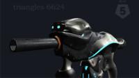 weapon sci fi
