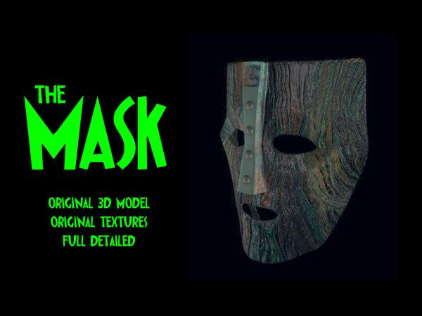 3d mask movie