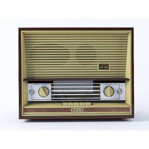 max old radio ekco