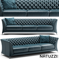 la scala sofa obj
