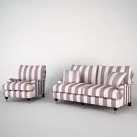 Duresta Sofa & Chair