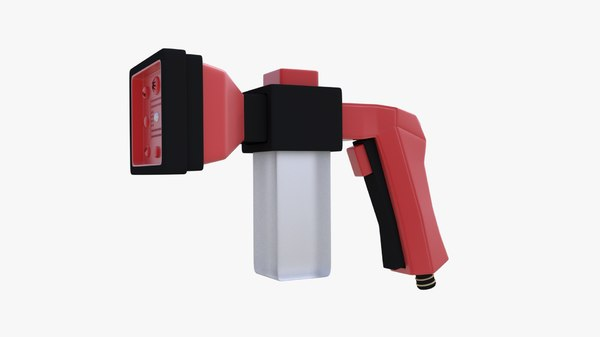 max water nozzil red