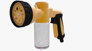 water nozzil yellow max