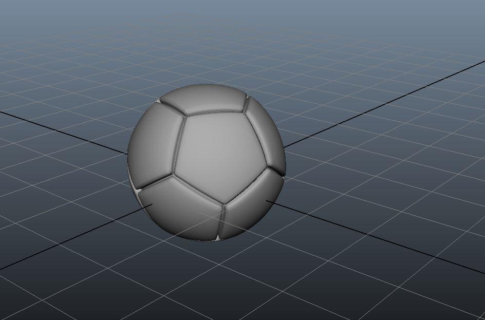 ready soccer ball 3d x