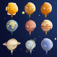 cartoon planets max