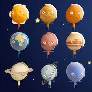cartoon planets max