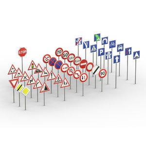 max street signs