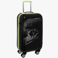 3d model bag king kong