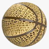 3d model basketball s