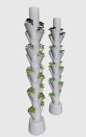 vertical plant