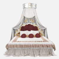 Luxury King Size Queen Bed