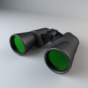 binoculars c4d
