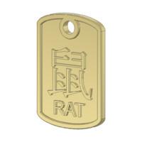 3ds zodiac pendant