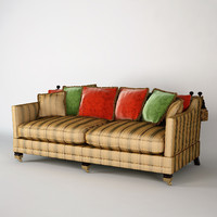 3d duresta trafalgar sofa model