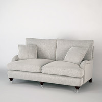 duresta sofa 3d model