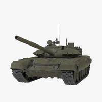 3d t-72b3 soviet main battle tank model