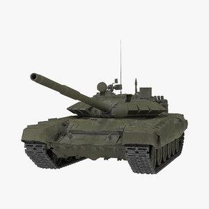 3d t-72b3 soviet main battle tank model