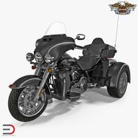 Harley Davidson Tri Glide 2016
