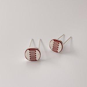 3d photoresistor resistor
