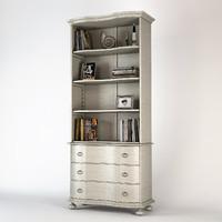 3d eichholtz cabinet boudoir model