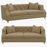 caracole balancing act classic sofa max