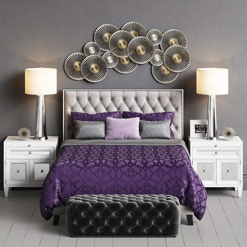 zgallerie prague bed lamp max