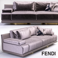 Fendi Artu 3 seater sofa