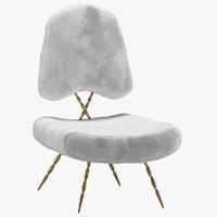 3d model chair 95