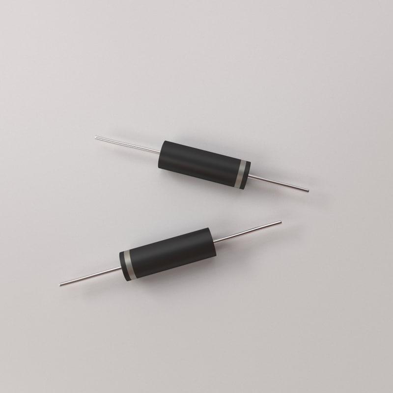 3d diode