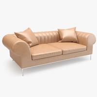 3d busnelli deja vu sofa design