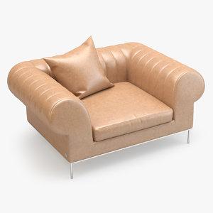 obj busnelli deja vu sofa