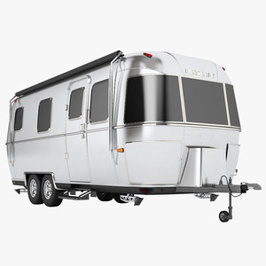 3d airstream bambi long