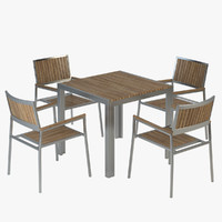 Vigo Table and Chair