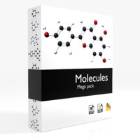 molecules 3ds