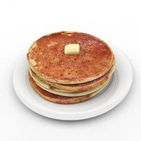 3ds delicious pancakes