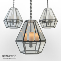 3d model gramercy home arn chandelier