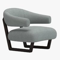 chair 105 3d max