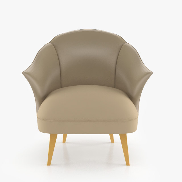 3d musette lounge chair 60-0402